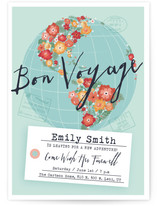 Bon Voyage Farewell by Kelsey Carlson