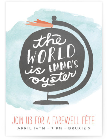 retirement party online invitations minted