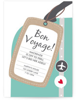 Bon Voyage by Tiny panda