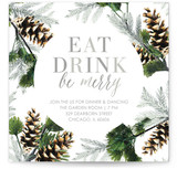 Eat Drink Be Merry Greenery