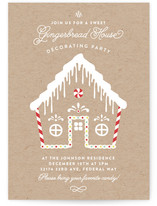 Gingerbread House Celebration