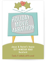 Holiday Movie Marathon by Randi Martz