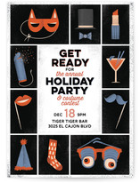 Office Holiday Party by Maria M. Keeler