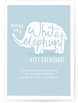 White Elephant Letterin... by katrina gem