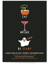 Eat, Drink, Be Scary by Sara Showalter