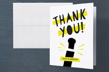 Housewarming Party Thank You Cards