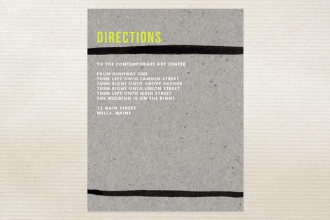 Artist's Frame Direction Cards