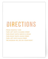 Ombre Direction Cards