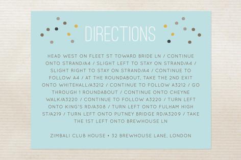 Ghana Direction Cards