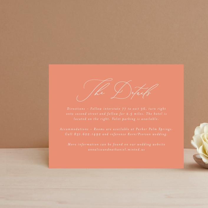 """Sandstone"" - Direction Cards in Topaz by Erin Deegan."