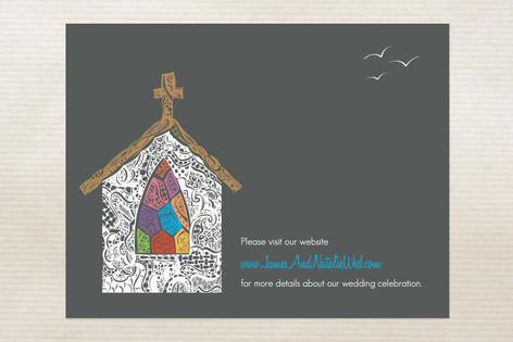 Quiet Chapel Direction Cards