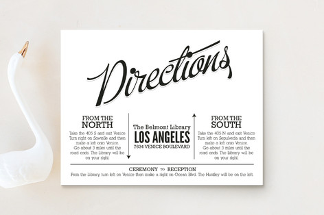 Love Script Direction Cards