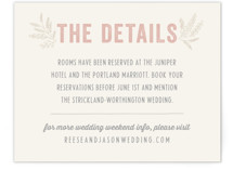 Rustic Charm Direction Cards