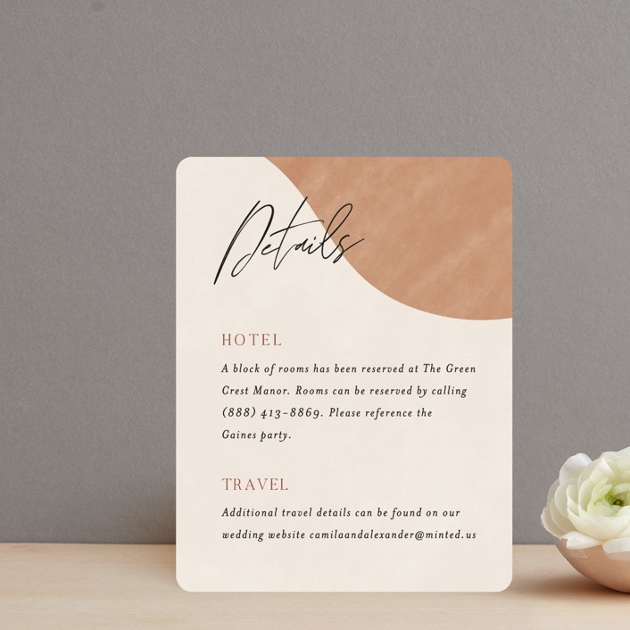 """""""Surface"""" - Modern Direction Cards in West by Pixel and Hank."""