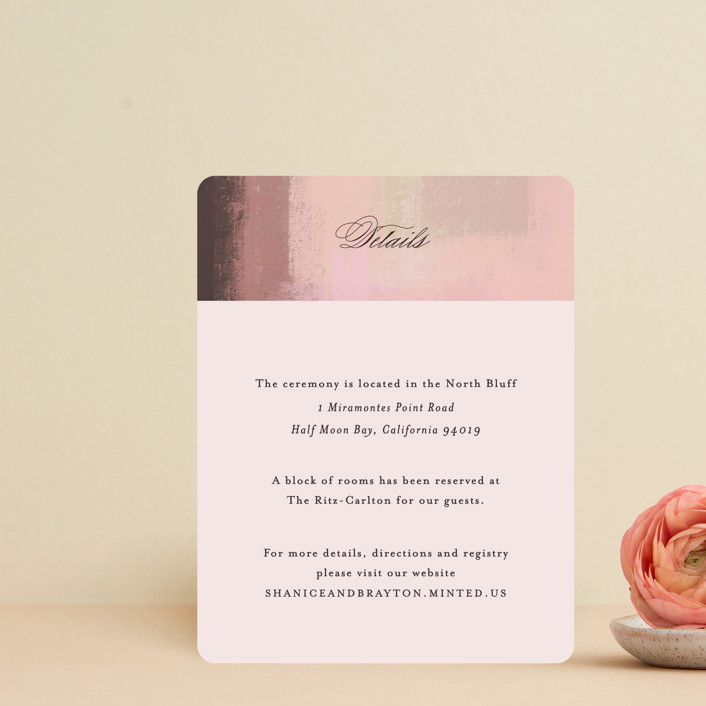 """""""Soft Overlay"""" - Direction Cards in Cloud by Mansi Verma."""