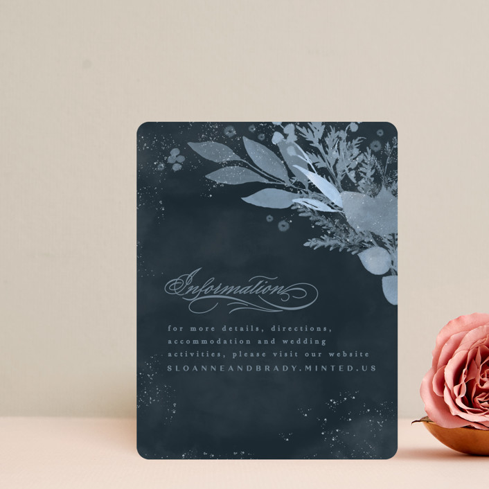 """""""Wonderful Tonight"""" - Direction Cards in Neptune by Creo Study."""