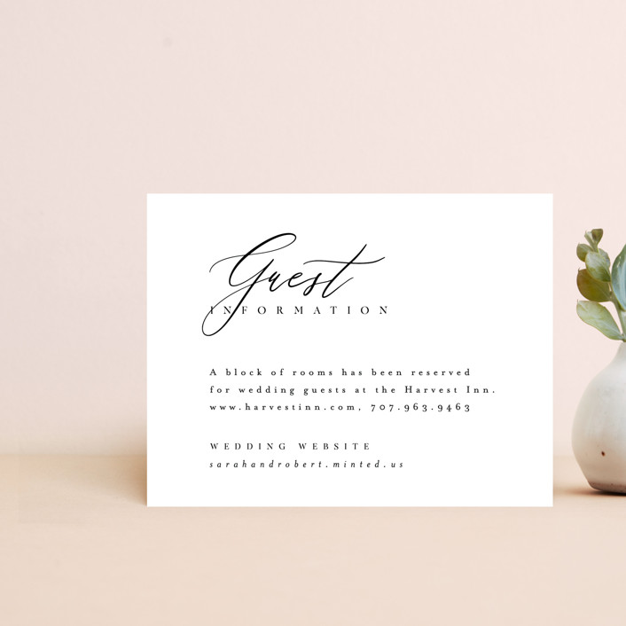 """""""Corison"""" - Direction Cards in Classic by Kelly Schmidt."""