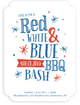 Red, White, & Blue BBQ