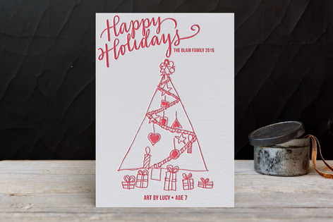 Merry Scriptmas Completely Custom Cards