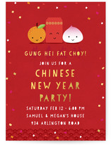Kawaii Chinese New Year Party