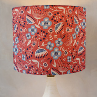 Meadow Drum Lampshades