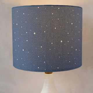 Charming Stars Drum Lampshades