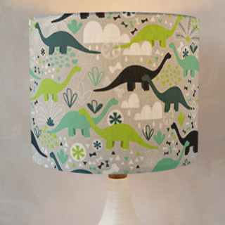 Land Before Time Drum Lampshades