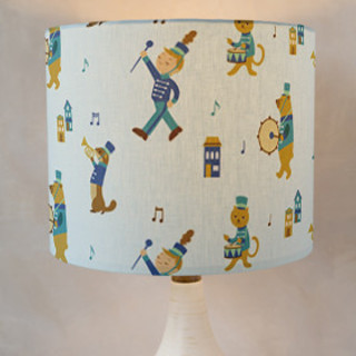 Little Marching Band Drum Lampshades