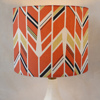 Up and Down Drum Lampshades