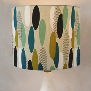 Seashore Drum Lampshades