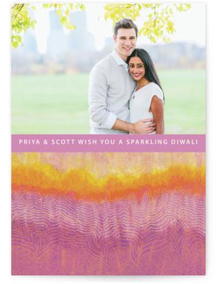 Elegant Diwali Diwali Petite Cards