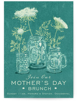 Mason Jars & Mother's Day