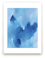 Blue Drift by Megan Kelley