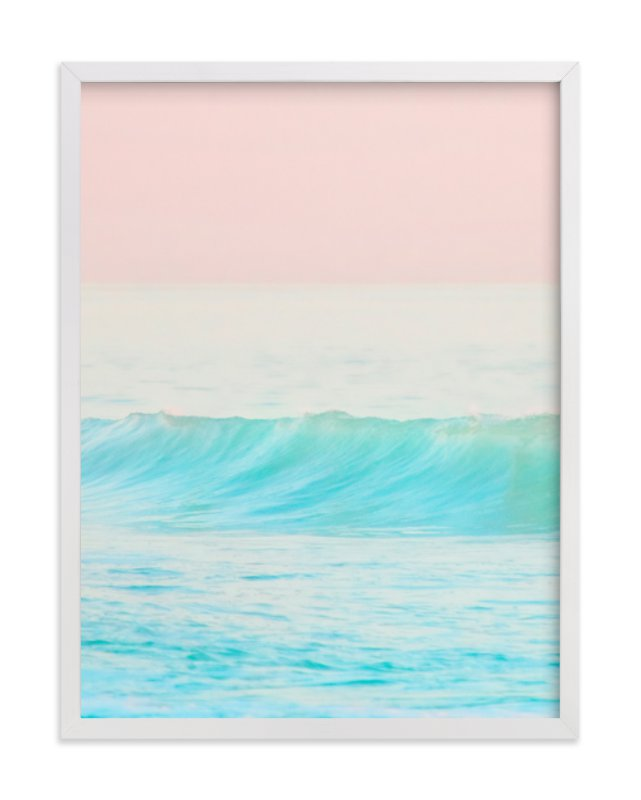 """""""Bubble Gum #1"""" - Limited Edition Art Print by Jessica C. Nugent in beautiful frame options and a variety of sizes."""