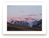 Sierra Alpenglow by Jeff Vilkin
