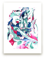 Turquoise Dreams by Susanne Kasielke
