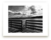 Boardwalk Shadow by Leah Lenz