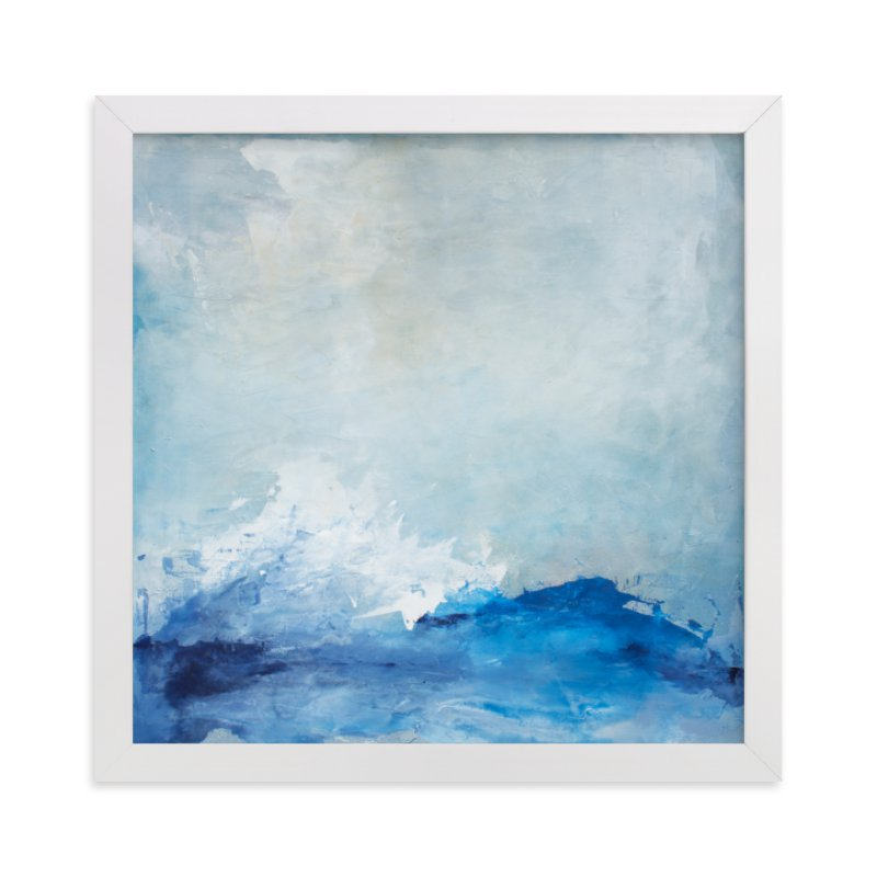 """""""Fleeting Light"""" - Limited Edition Art Print by Julia Contacessi in beautiful frame options and a variety of sizes."""