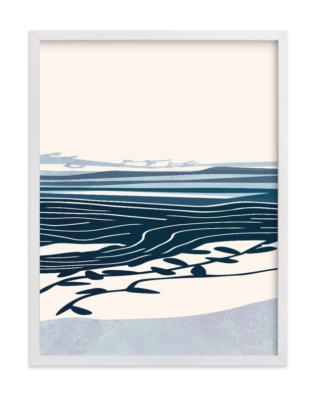 Seascape II Wall Art Print