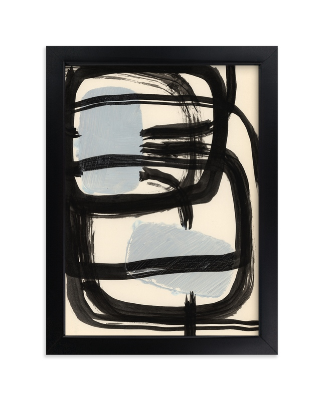 """""""Encapsulated Shapes II"""" - Limited Edition Art Print by Bethania Lima in beautiful frame options and a variety of sizes."""