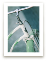 Bicyclette I by Lindsay Ferraris Photography