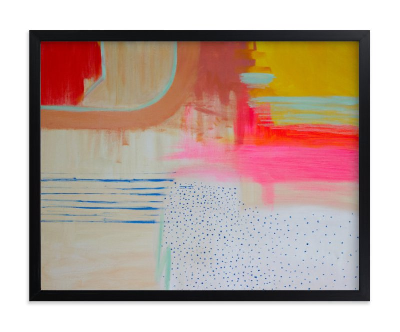 """Sand"" - Limited Edition Art Print by Melissa Douglas in beautiful frame options and a variety of sizes."
