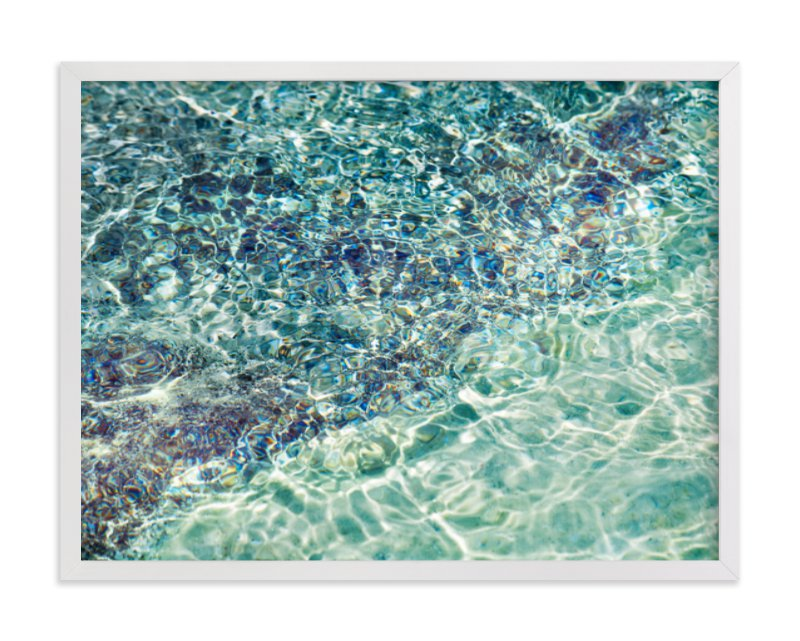 """Crystallize"" - Limited Edition Art Print by Whitley Williams in beautiful frame options and a variety of sizes."