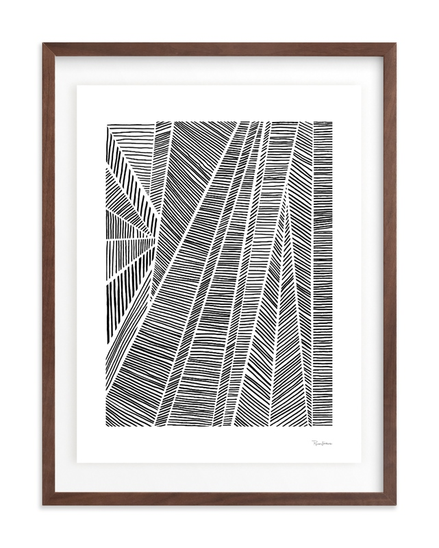 Merging Wall Art Print
