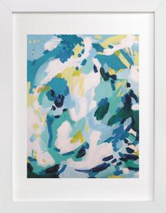 Dash Domino Non-custom Art Print