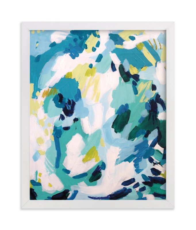 """Dash"" - Limited Edition Art Print by Katie Craig in beautiful frame options and a variety of sizes."
