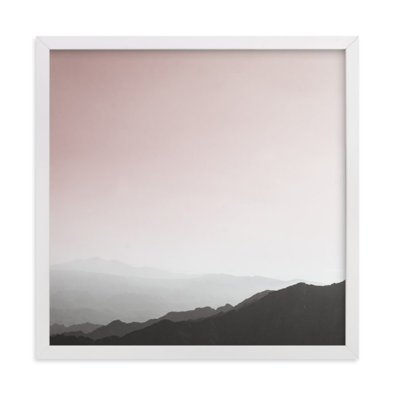 """""""Life on Mars"""" - Limited Edition Art Print by Matthew Sampson in beautiful frame options and a variety of sizes."""