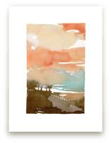 Sunset Fade No 2
