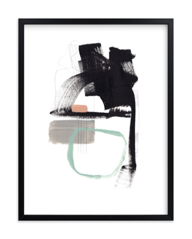 """Untitled 4"" - Limited Edition Art Print by Jaime Derringer in beautiful frame options and a variety of sizes."
