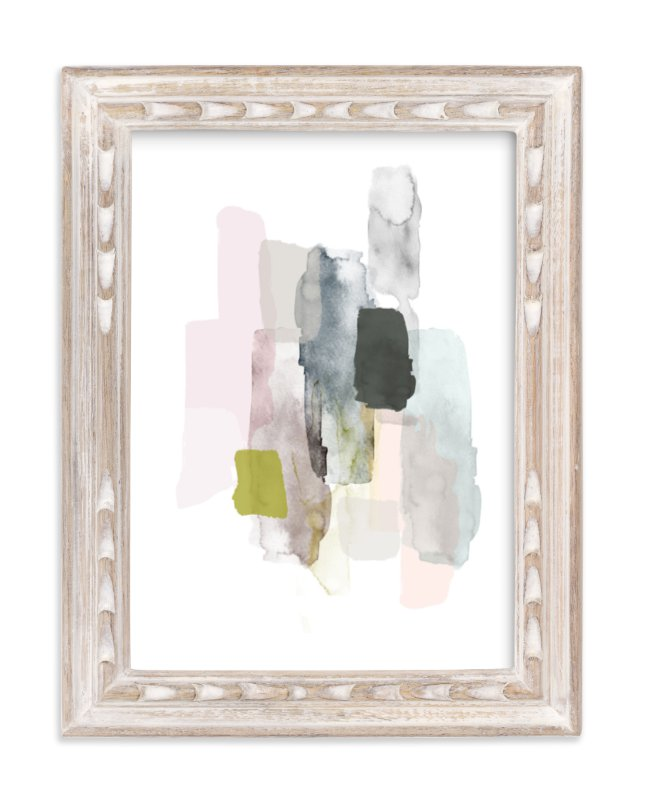 """""""Weathered"""" - Limited Edition Art Print by Melanie Severin in beautiful frame options and a variety of sizes."""